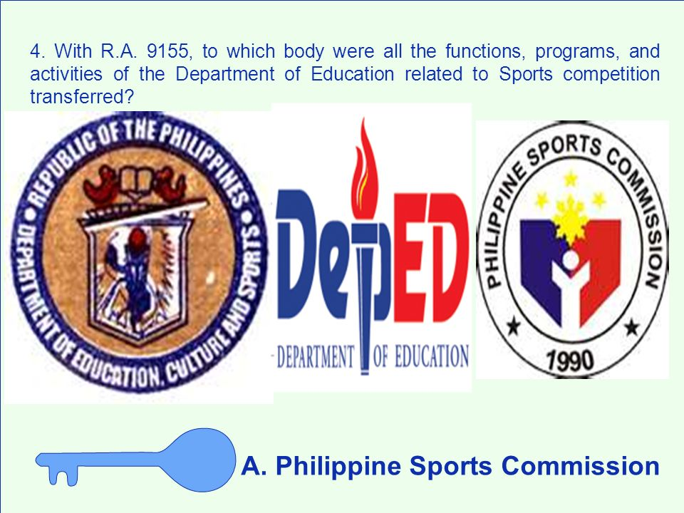 A. Philippine Sports Commission