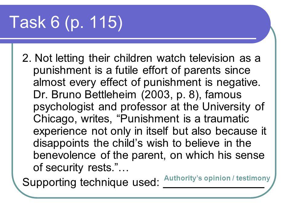 Task 6 (p. 115)