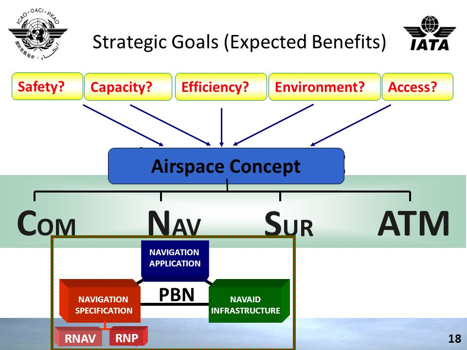 Strategic Goals (Expected Benefits)