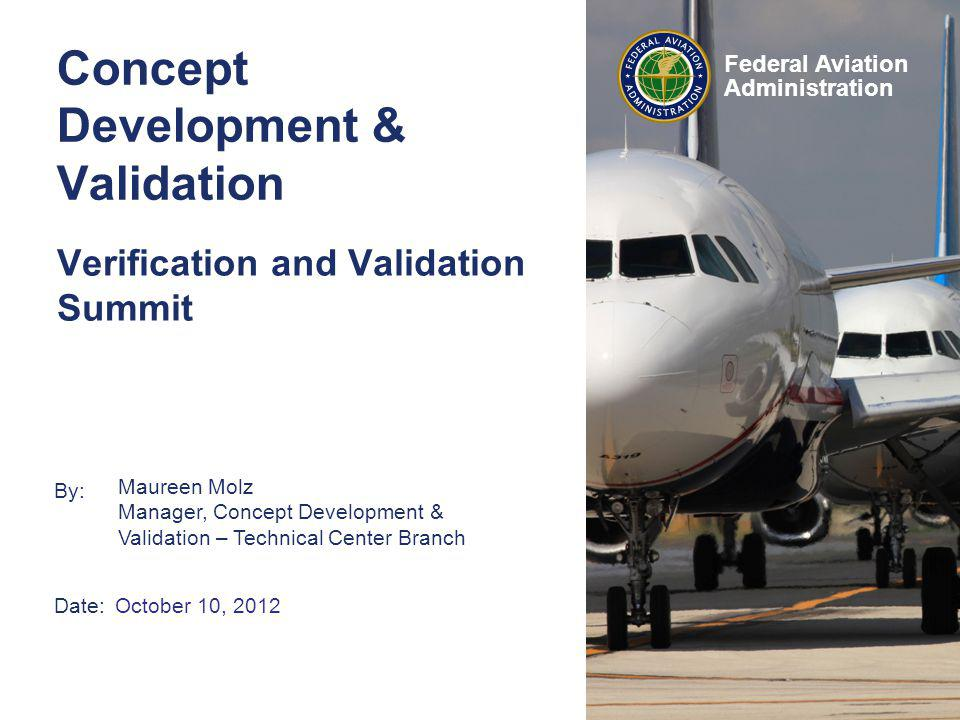 Concept Development & Validation