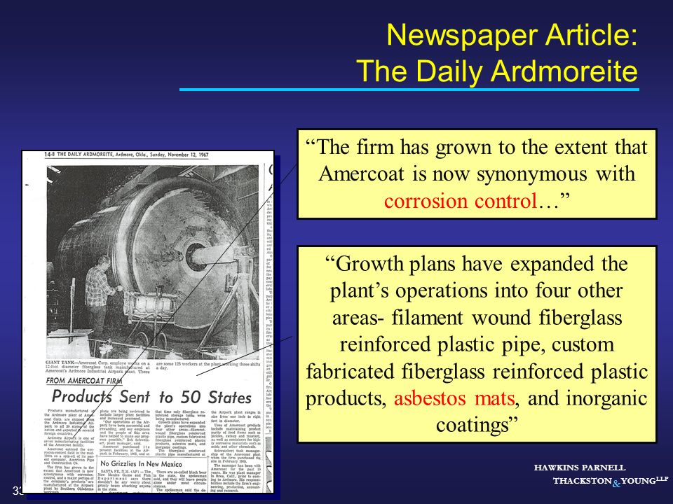 Newspaper Article: The Daily Ardmoreite