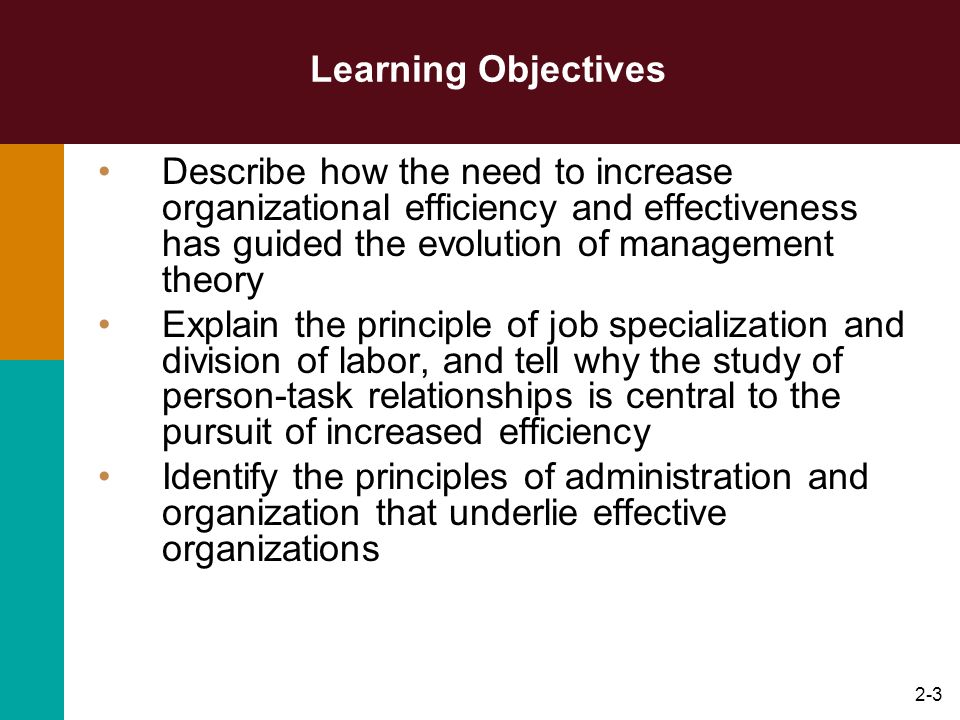 an analysis of effectiveness of management principles in organizations Principles of marketing management marketing management is the function within an organization dedicated to this process you must profile the different market segments in terms of different geographic, demographic, psychographic or behavioral factors analyze each segment for revenue, market share and profit.