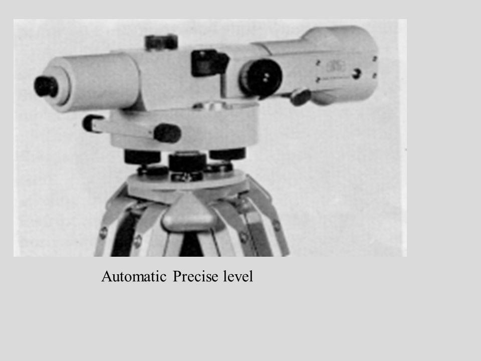 Automatic Precise level
