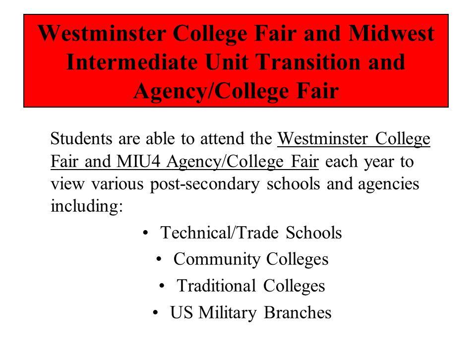 Technical/Trade Schools