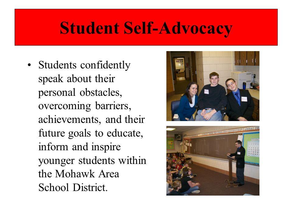 Student Self-Advocacy
