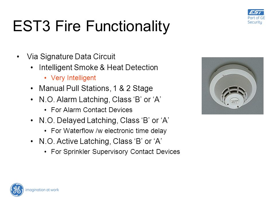 EST3+Fire+Functionality est3 life safety platform ppt download est smoke detector wiring diagram at n-0.co