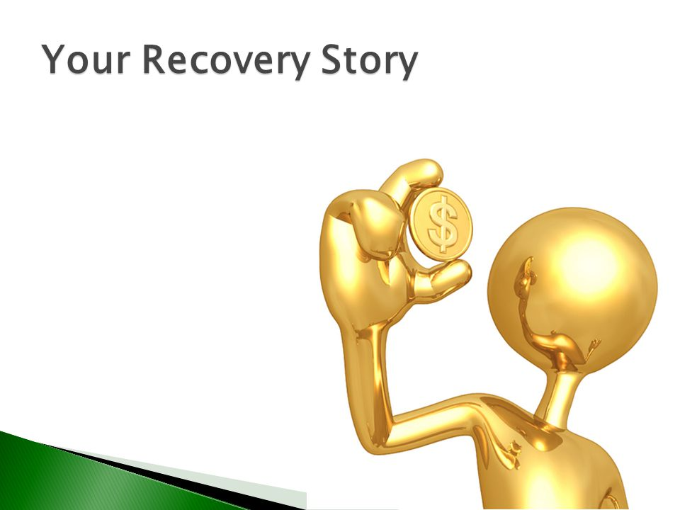 Your Recovery Story