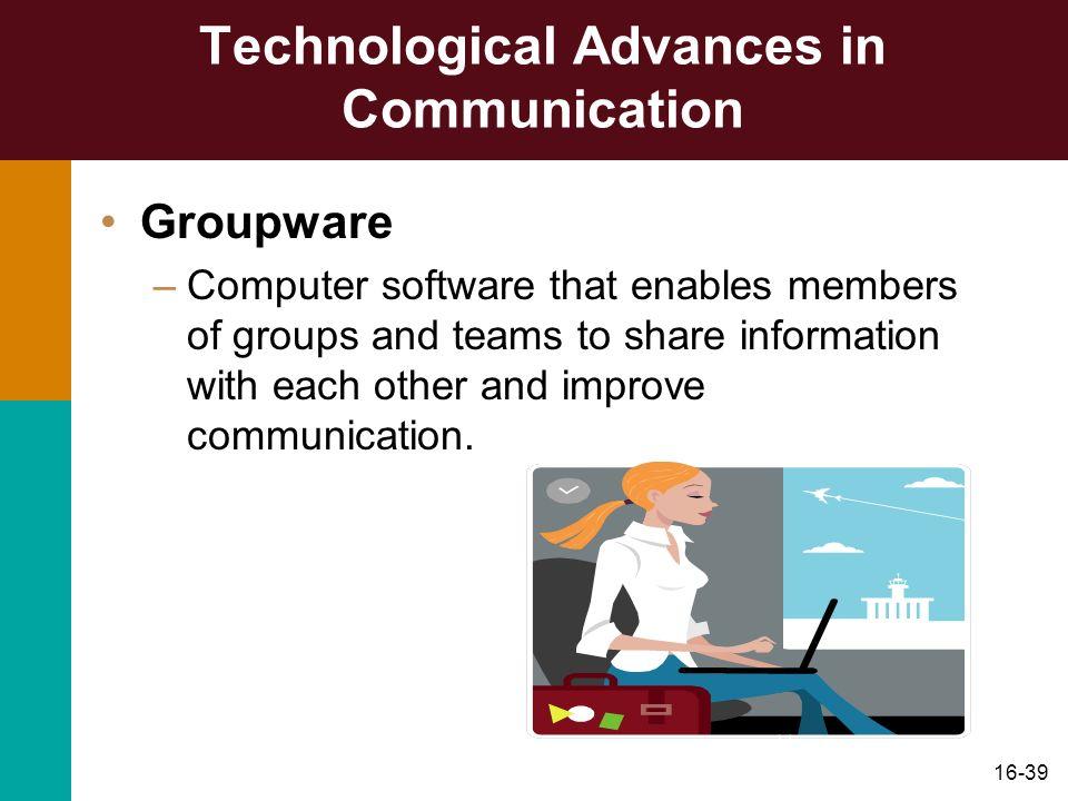 technological advances essay