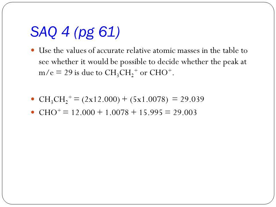 SAQ 4 (pg 61)
