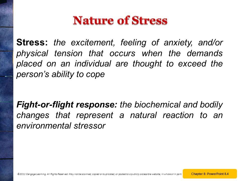 Nature of Stress