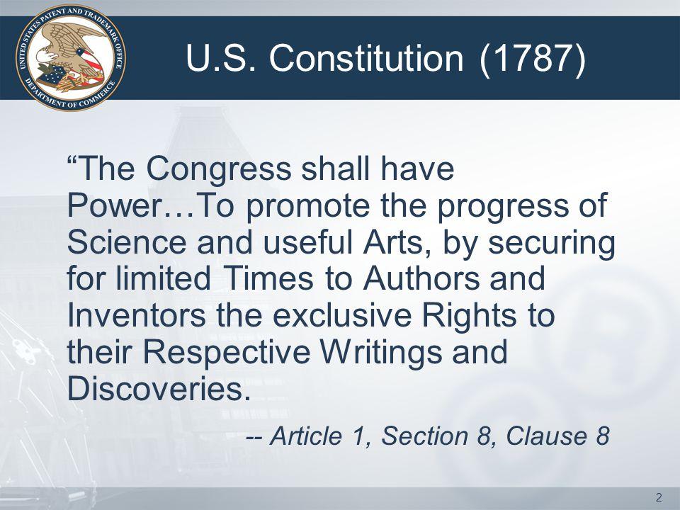 U.S. Constitution (1787)