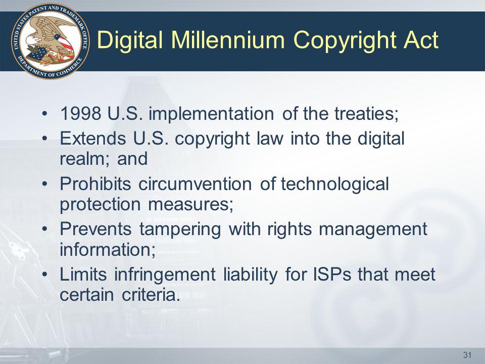 Digital Millennium Copyright Act
