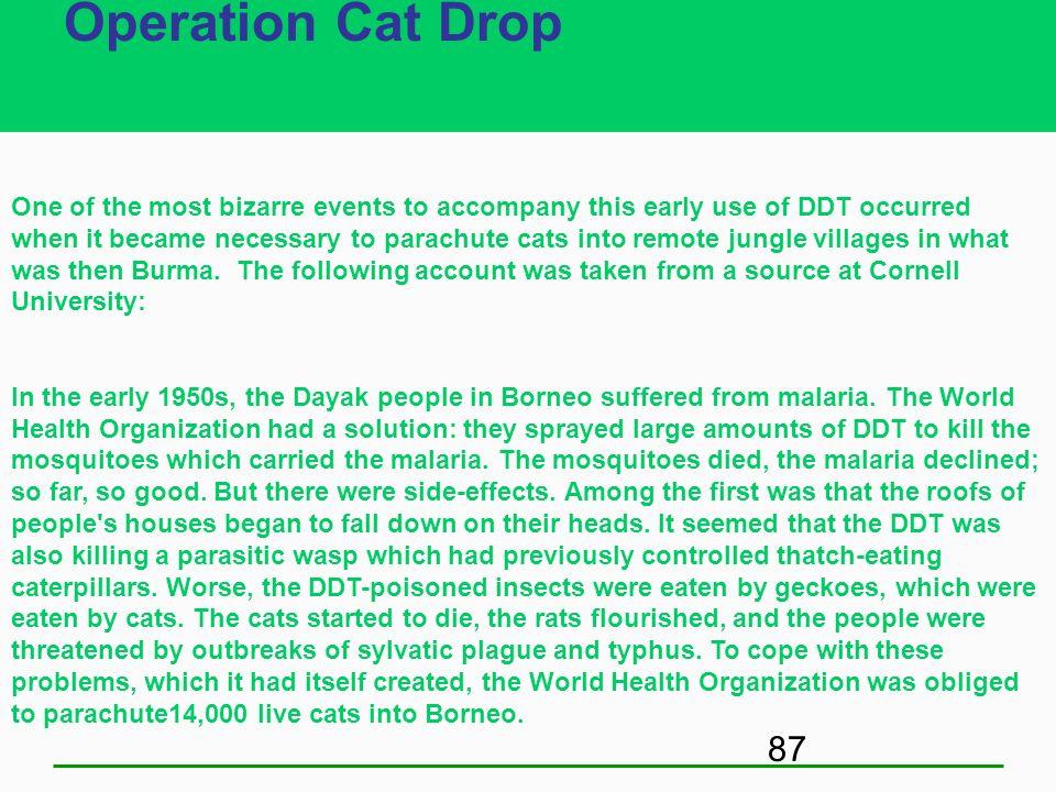 Operation Cat Drop