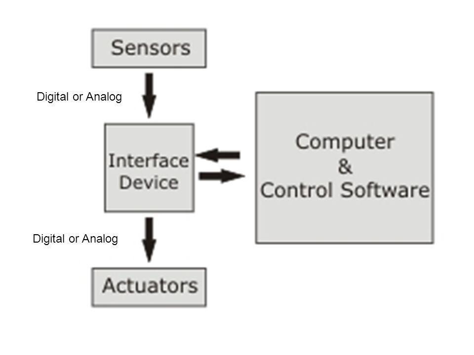 Digital or Analog Digital or Analog