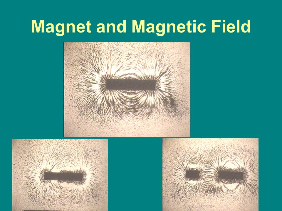 Magnet and Magnetic Field