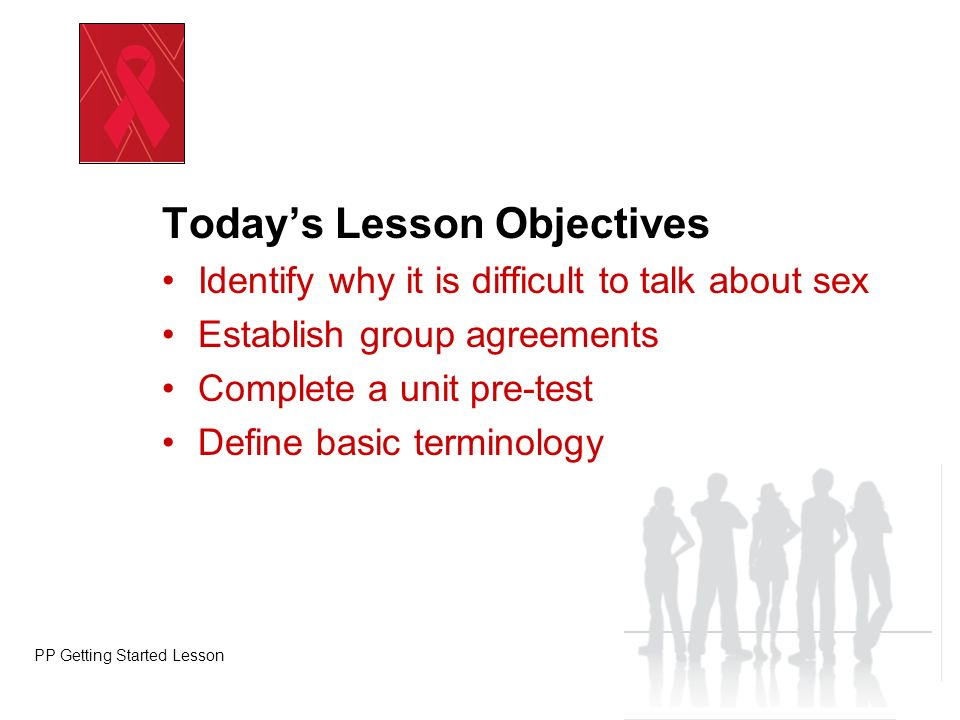 Today's Lesson Objectives