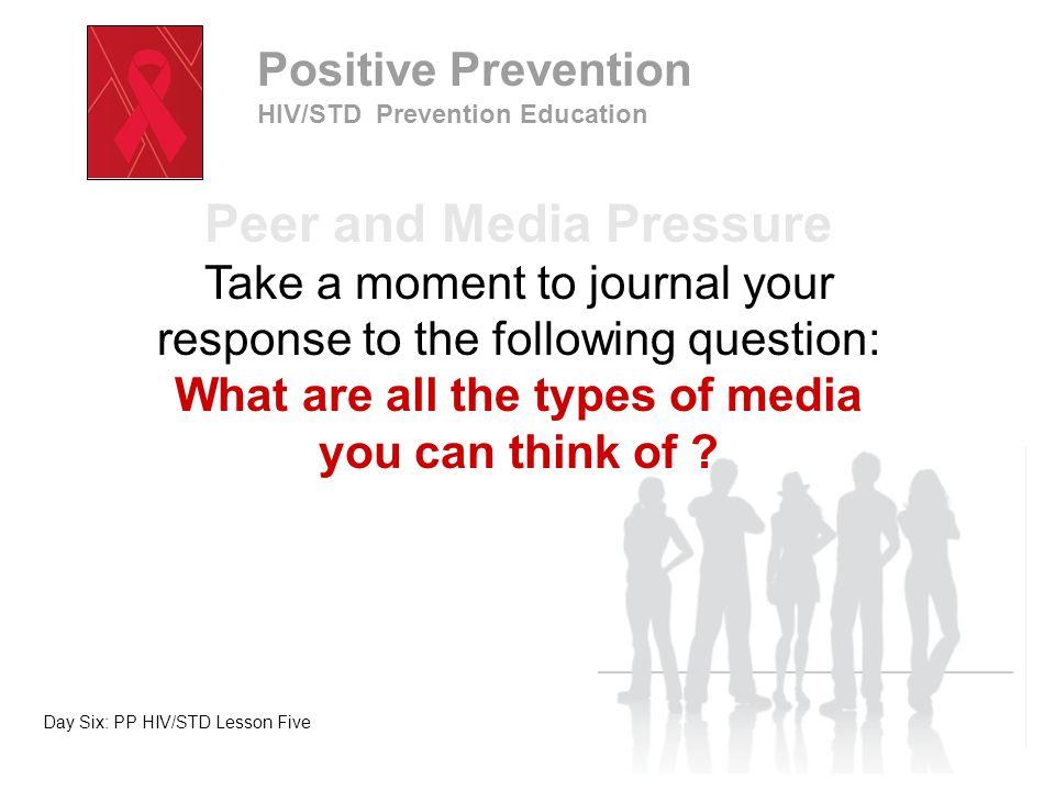 Peer and Media Pressure