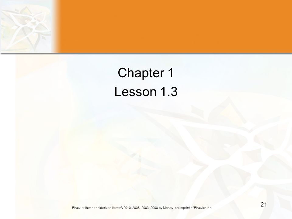 Chapter 1 Lesson 1.3