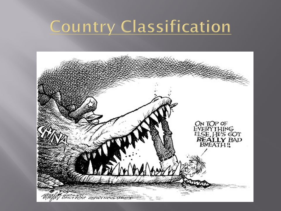 Country Classification