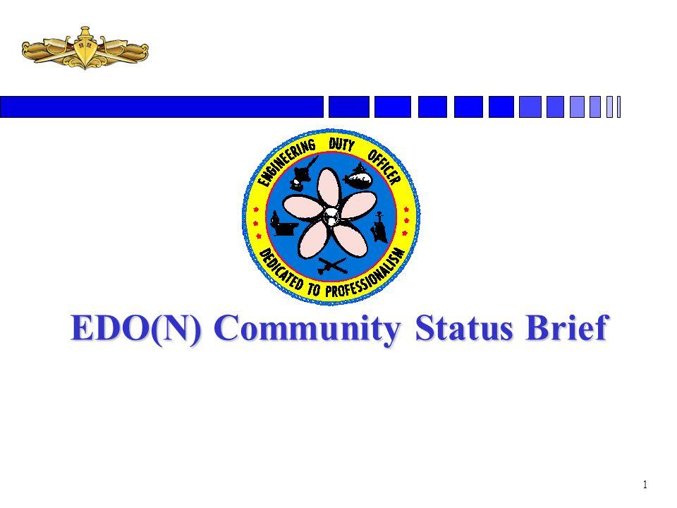 EDO(N) Community Status Brief