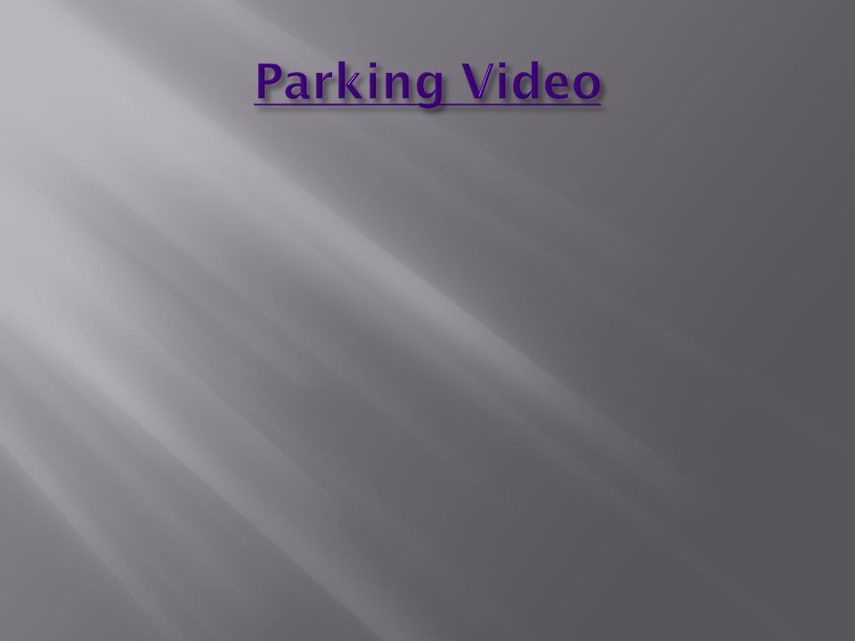 Parking Video