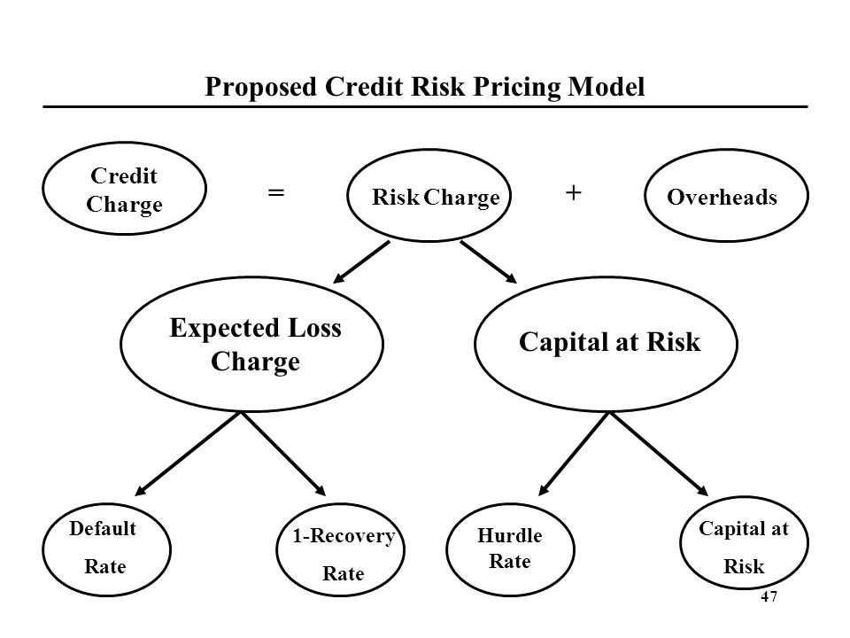 Proposed Credit Risk Pricing Model
