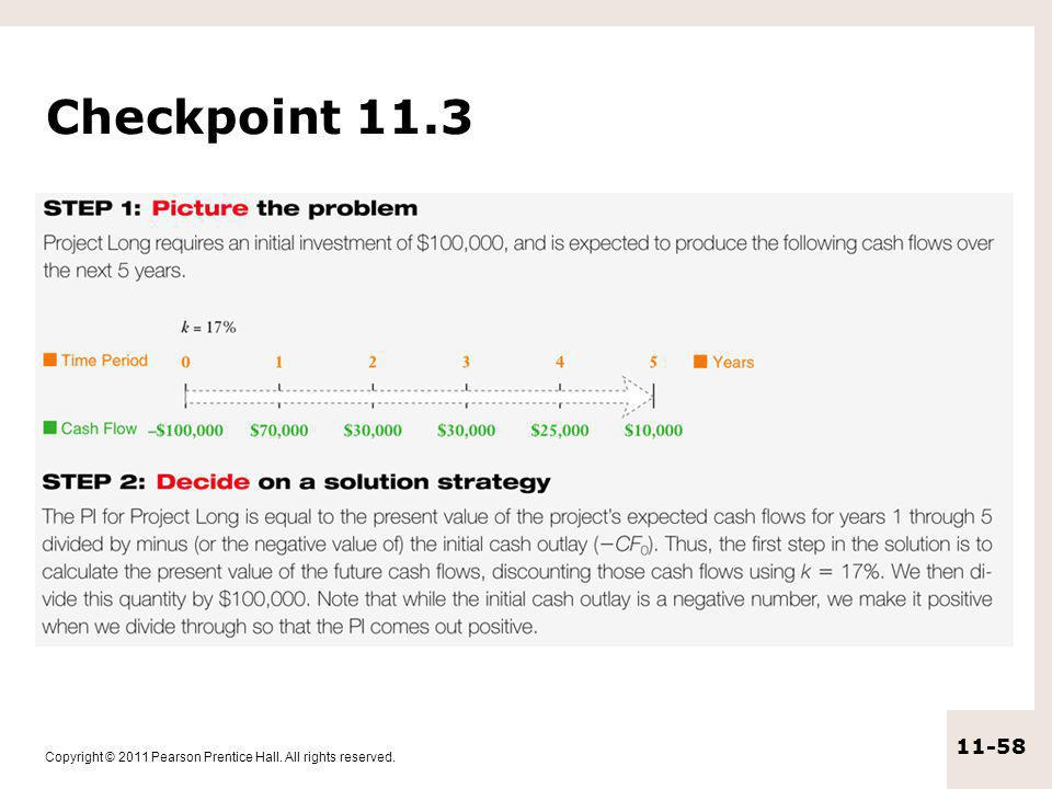 Checkpoint 11.3
