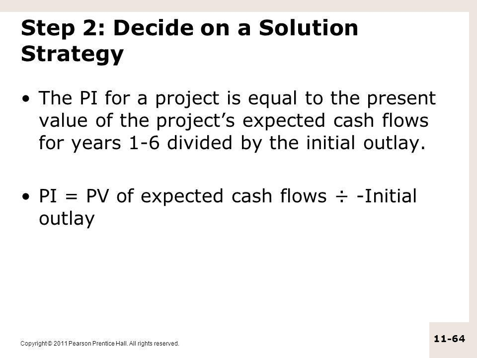 Step 2: Decide on a Solution Strategy