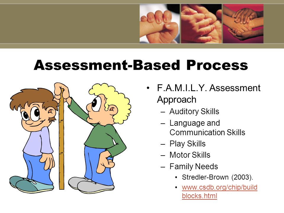 Assessment-Based Process