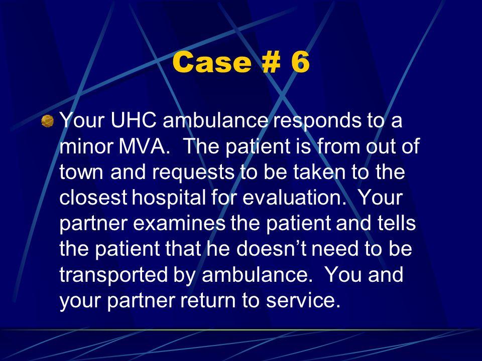 Case # 6