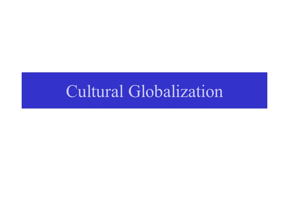 cultural globalization effect What impact globalization has on cultural diversity it is tempting to deny this diversity consciously or unconsciously cultural diversity is now a fact of life.