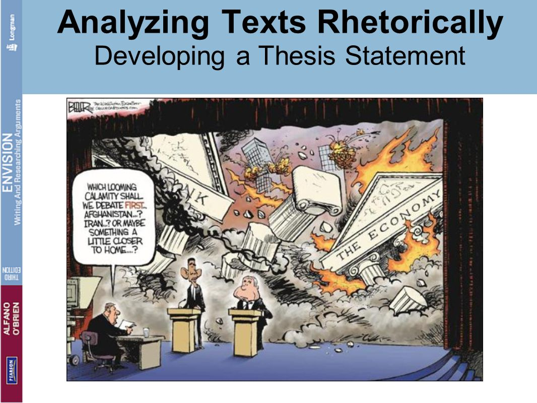 help with developing a thesis statement A thesis statement usually appears at the middle or end of the introductory  paragraph of a  thesis statements help organize and develop the body of the  writing piece they let readers know what the writer's statement is and what it is  aiming to.