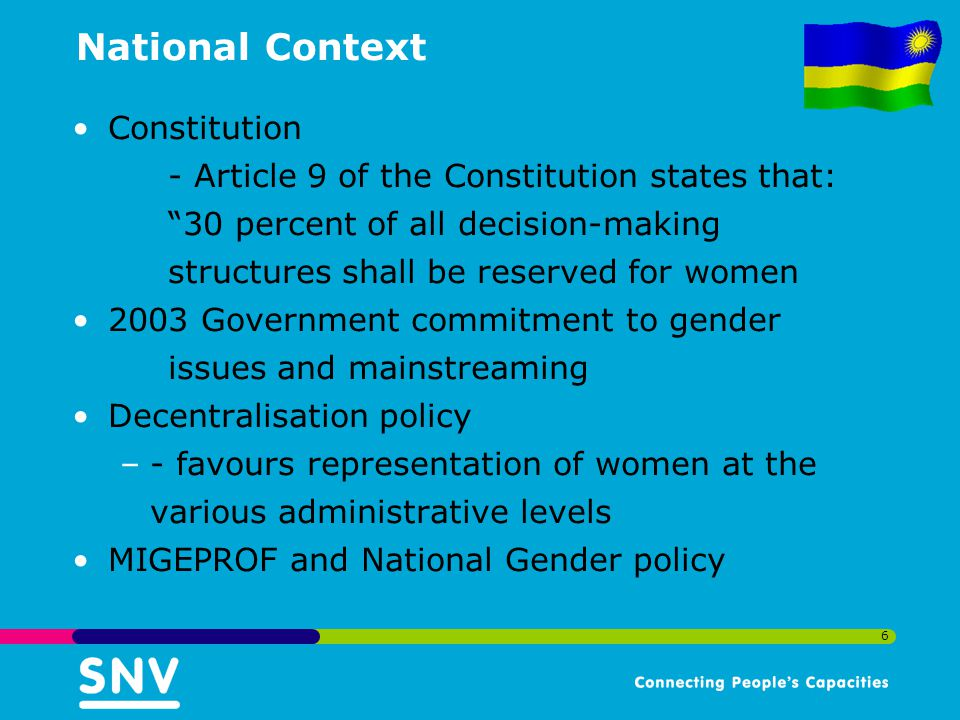 National Context Constitution