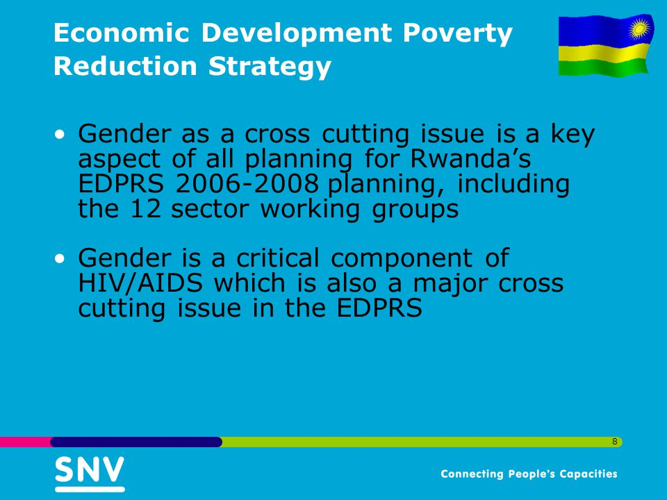 Economic Development Poverty Reduction Strategy