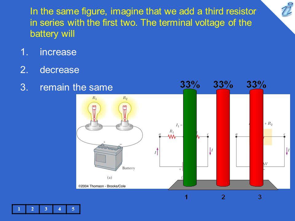 increase decrease remain the same