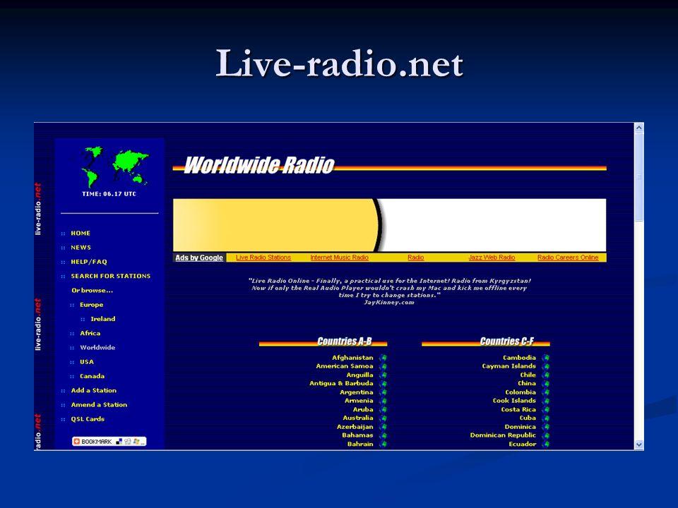 Live-radio.net