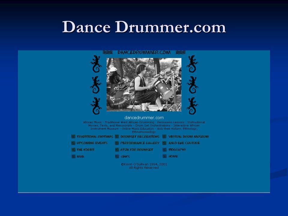 Dance Drummer.com