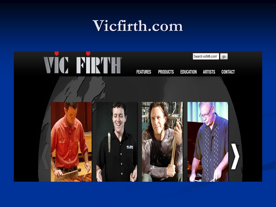 Vicfirth.com