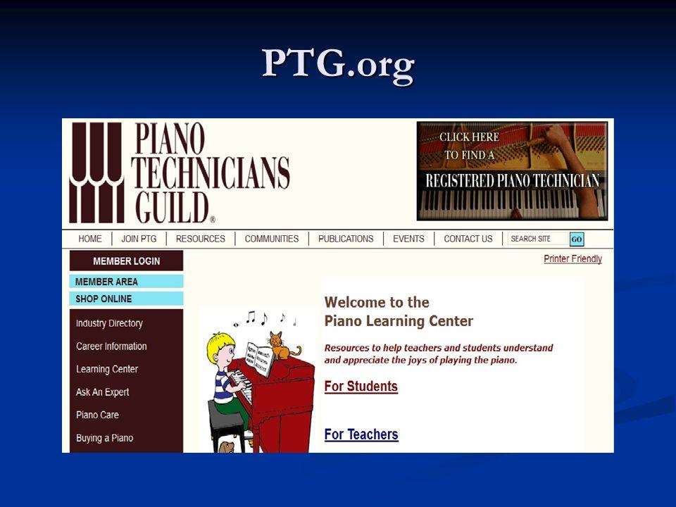 PTG.org