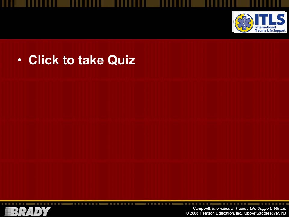 Click to take Quiz