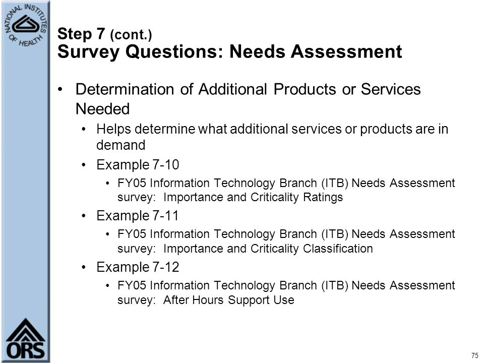 Customer Assessment Office Of Quality Management  Ppt Download