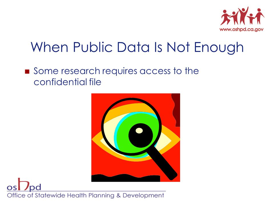 When Public Data Is Not Enough