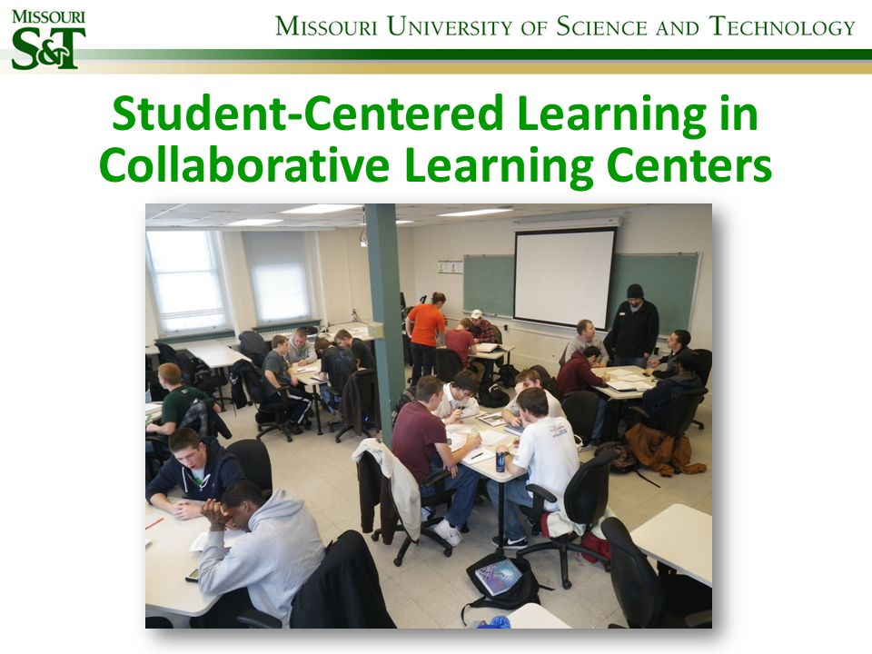 Student-Centered Learning in Collaborative Learning Centers