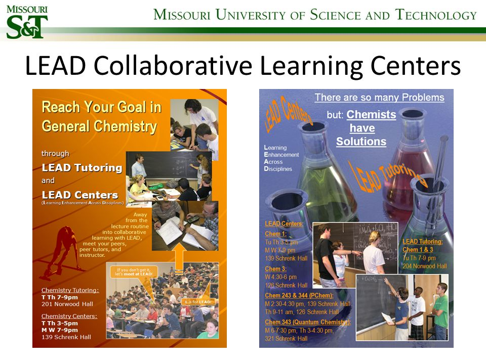LEAD Collaborative Learning Centers