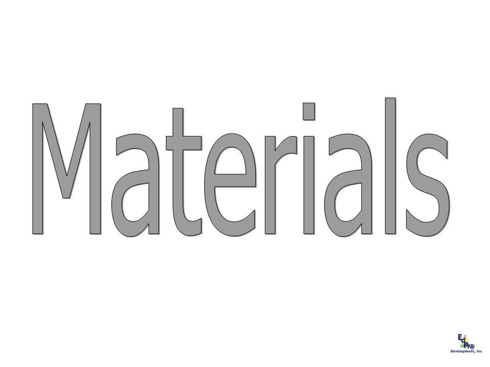 Materials 5