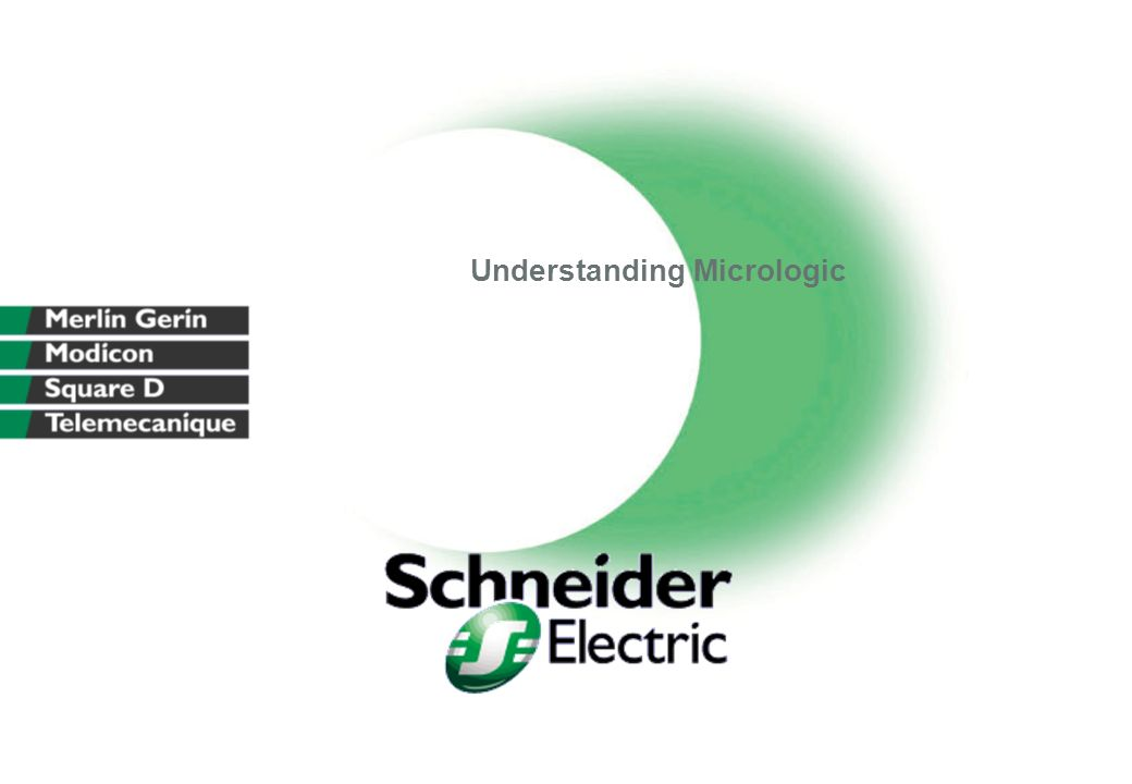 Understanding Micrologic
