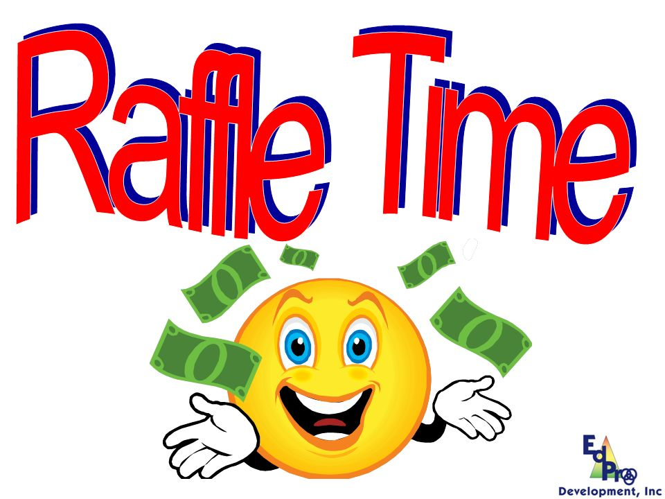 Raffle Time