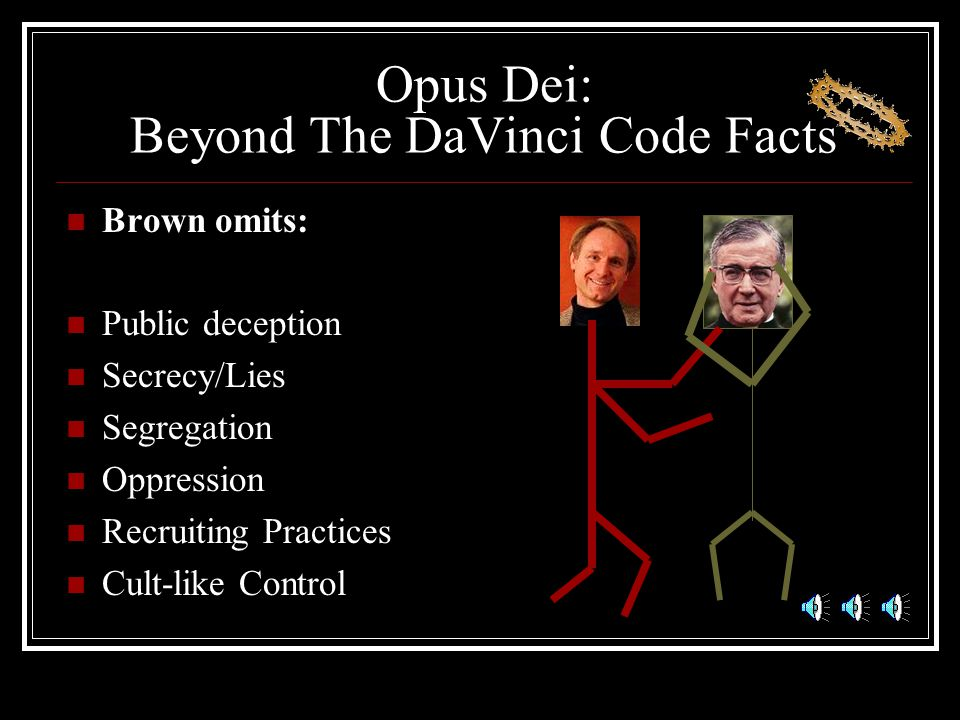Opus Dei: Beyond The DaVinci Code Facts