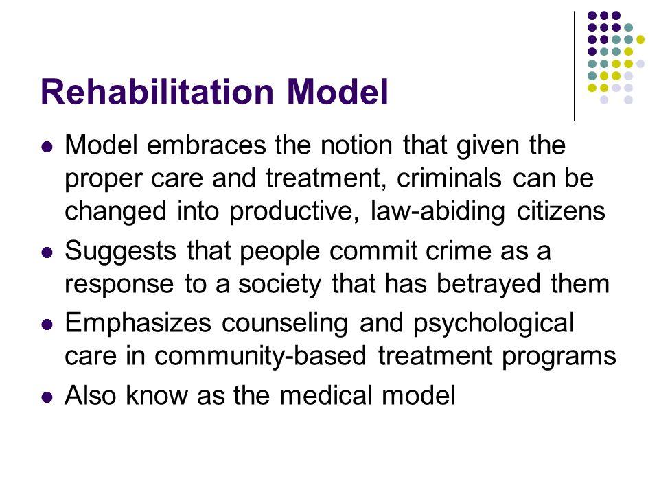 Rehabilitation Model