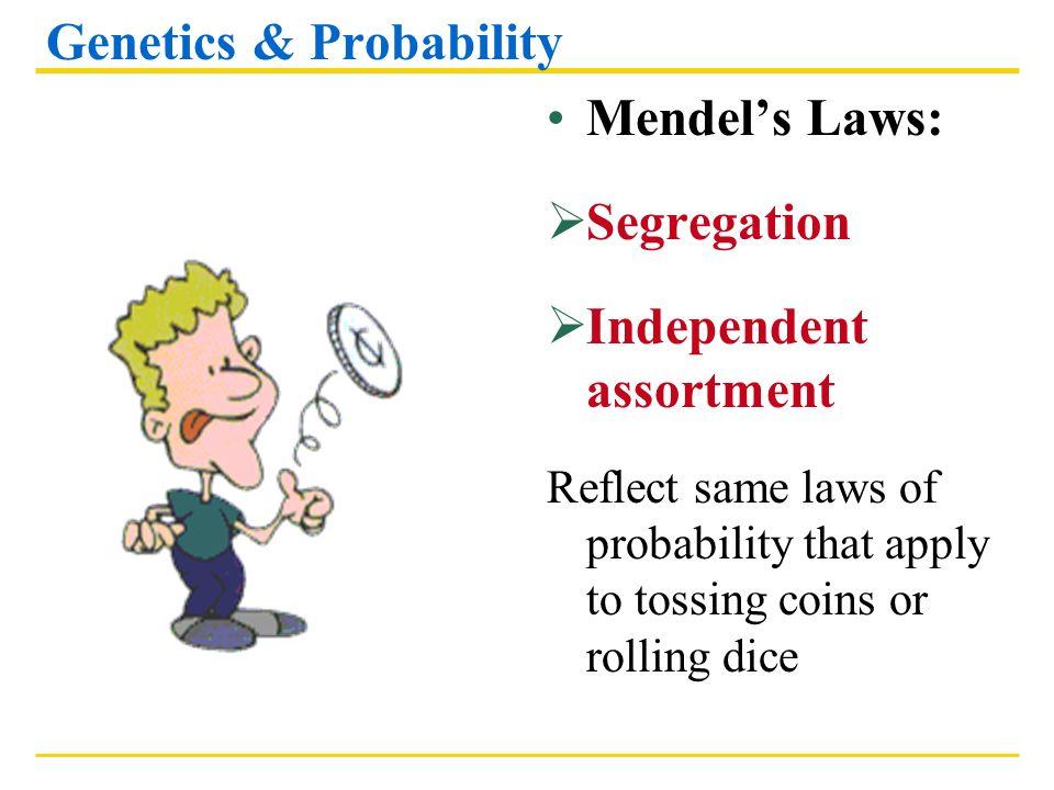 Genetics & Probability